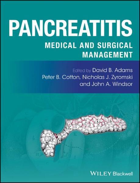 Pancreatitis - Coverbild