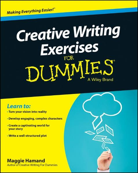 Creative Writing Exercises For Dummies - Coverbild