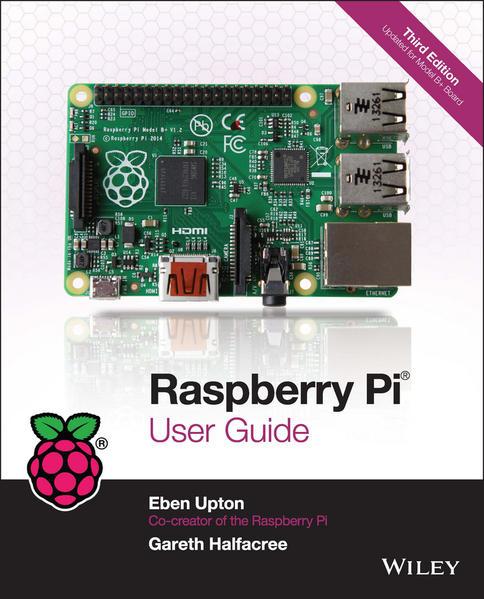 Raspberry Pi User Guide - Coverbild
