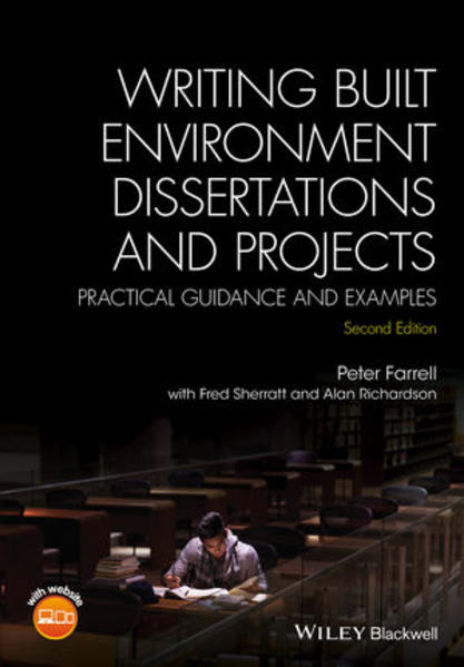 Writing Built Environment Dissertations and Projects - Coverbild