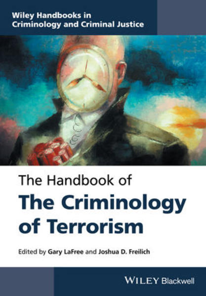 The Handbook of the Criminology of Terrorism - Coverbild