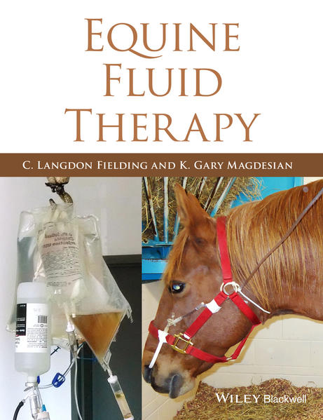 Equine Fluid Therapy - Coverbild