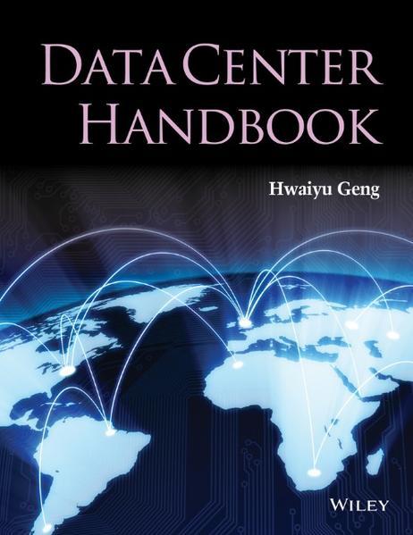Data Center Handbook - Coverbild
