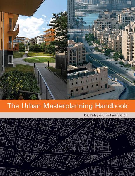 The Urban Masterplanning Handbook - Coverbild