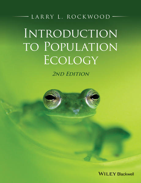 Introduction to Population Ecology - Coverbild