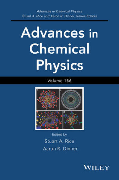 Advances in Chemical Physics - Coverbild