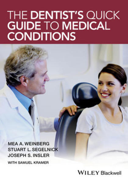 The Dentist's Quick Guide to Medical Conditions - Coverbild