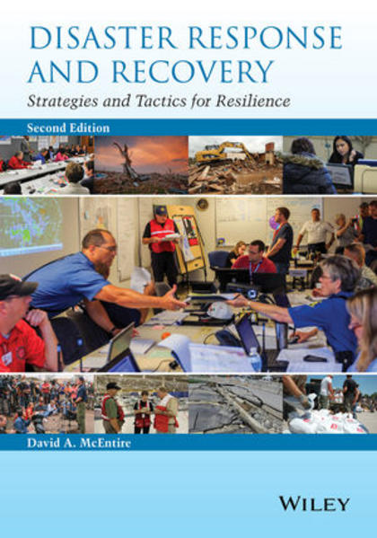 Disaster Response and Recovery - Coverbild
