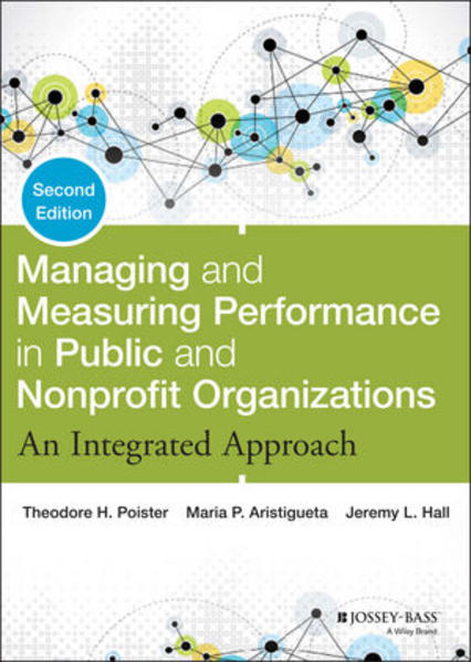 Managing and Measuring Performance in Public and Nonprofit Organizations - Coverbild
