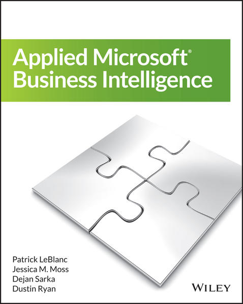 Applied Microsoft Business Intelligence - Coverbild