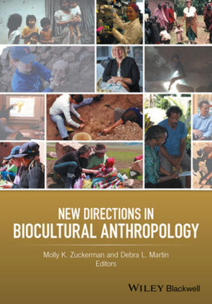 New Directions in Biocultural Anthropology - Coverbild