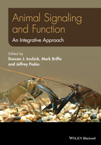 Animal Signaling and Function - Coverbild