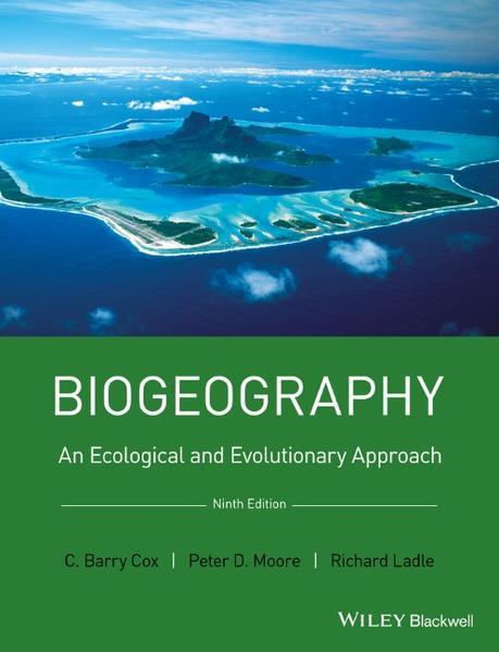 Biogeography - Coverbild