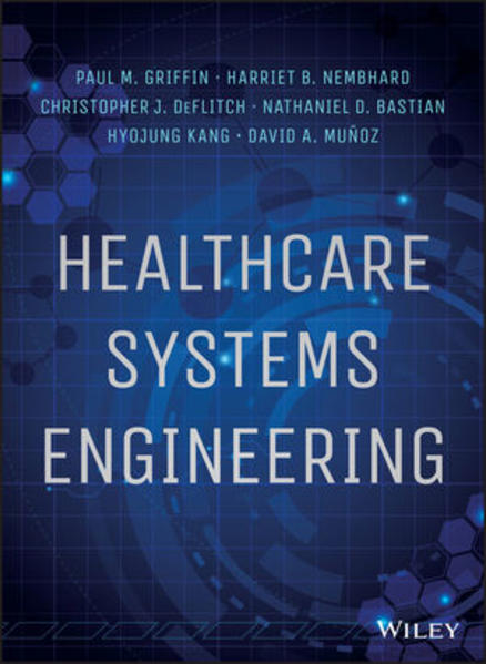 Healthcare Systems Engineering - Coverbild