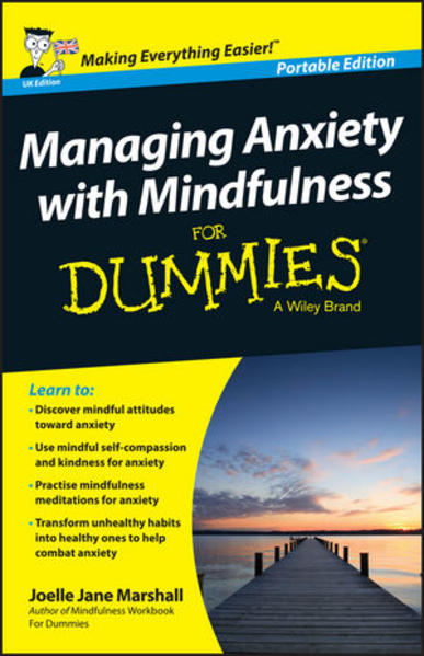 Managing Anxiety with Mindfulness For Dummies - Coverbild