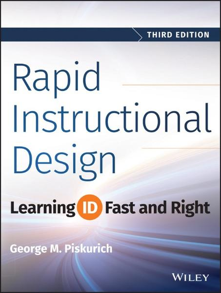 Rapid Instructional Design - Coverbild