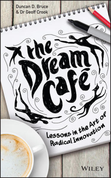 The Dream Cafe - Coverbild