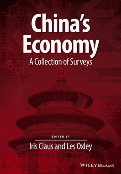 China's Economy - Coverbild