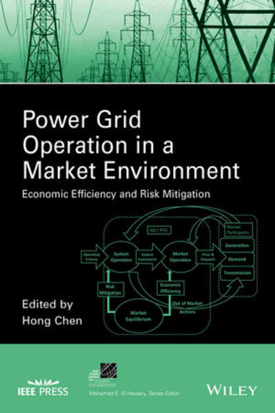 Power Grid Operation in a Market Environment - Coverbild