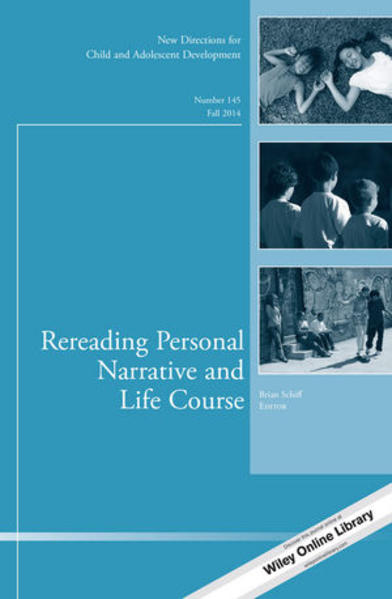 Rereading Personal Narrative and Life Course - Coverbild