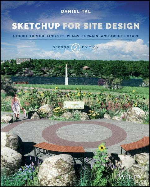 SketchUp for Site Design - Coverbild