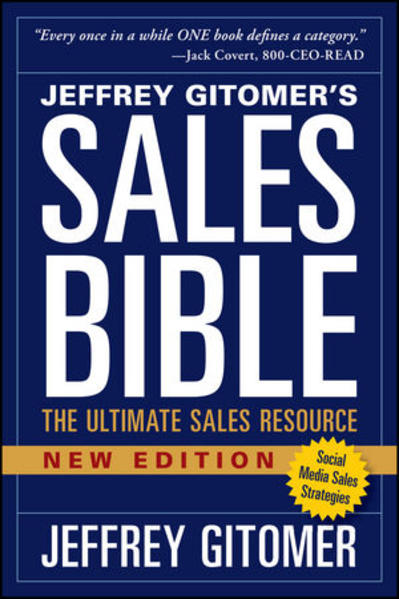 The Sales Bible - Coverbild