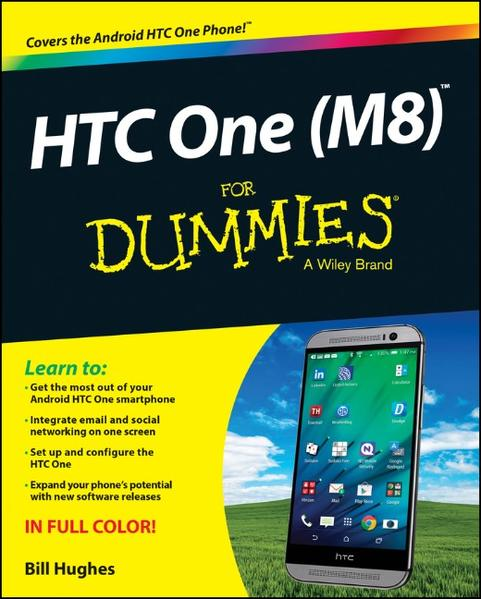 HTC One (M8) For Dummies - Coverbild