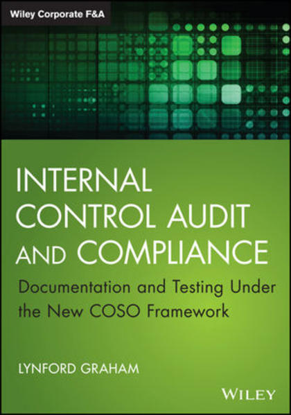 Internal Control Audit and Compliance - Coverbild