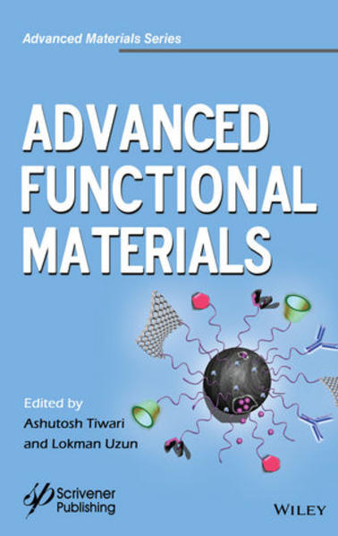 Advanced Functional Materials - Coverbild