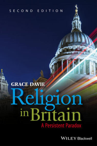 Religion in Britain - Coverbild