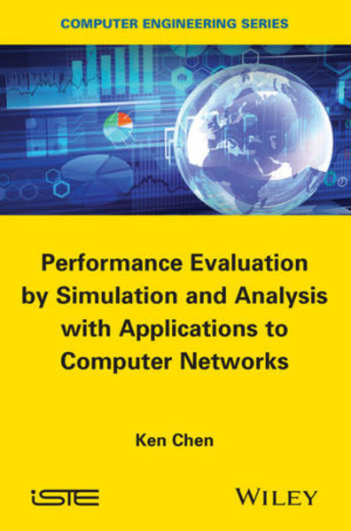 Performance Evaluation by Simulation and Analysis with Applications to  Computer Networks - Coverbild