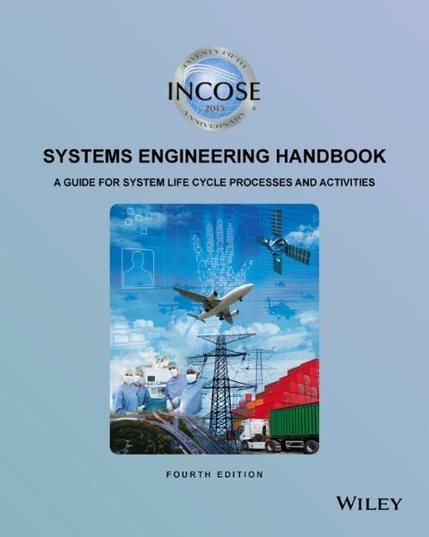 INCOSE Systems Engineering Handbook - Coverbild