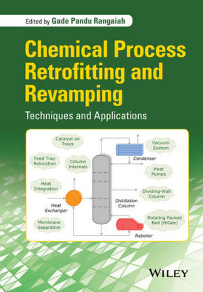 Chemical Process Retrofitting and Revamping - Coverbild