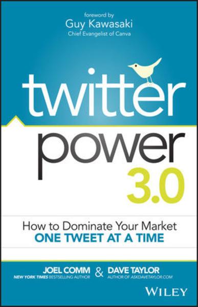 Twitter Power 3.0 - Coverbild