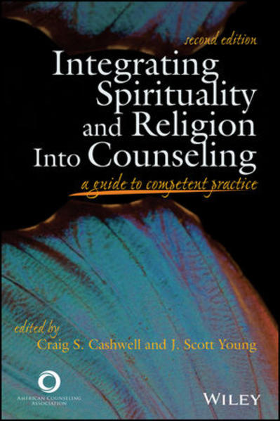 Integrating Spirituality and Religion Into Counseling - Coverbild
