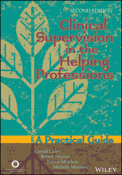 Clinical Supervision in the Helping Professions - Coverbild