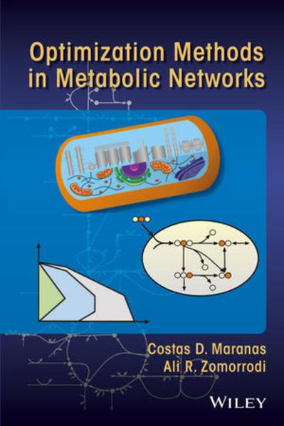 Optimization Methods in Metabolic Networks - Coverbild