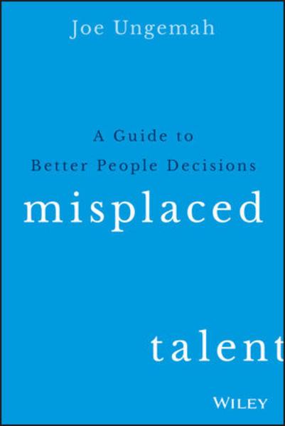 Misplaced Talent - Coverbild