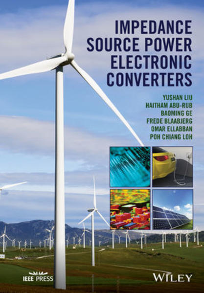 Impedance Source Power Electronic Converters - Coverbild