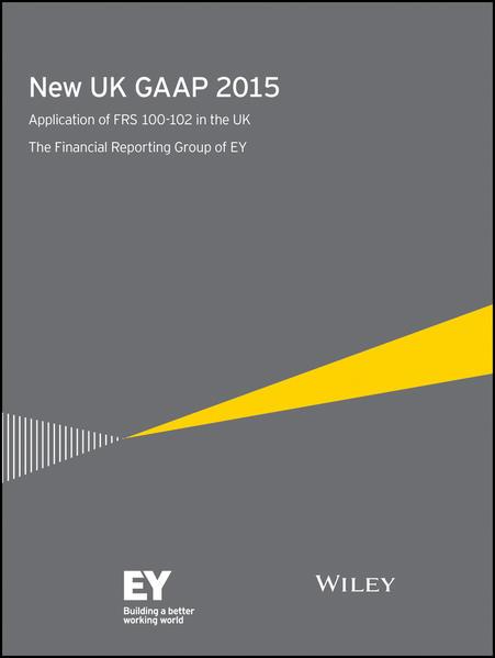 New UK GAAP 2015 - Coverbild