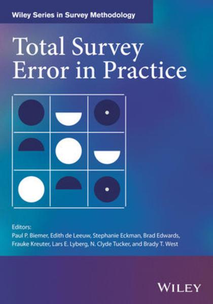 Total Survey Error in Practice - Coverbild