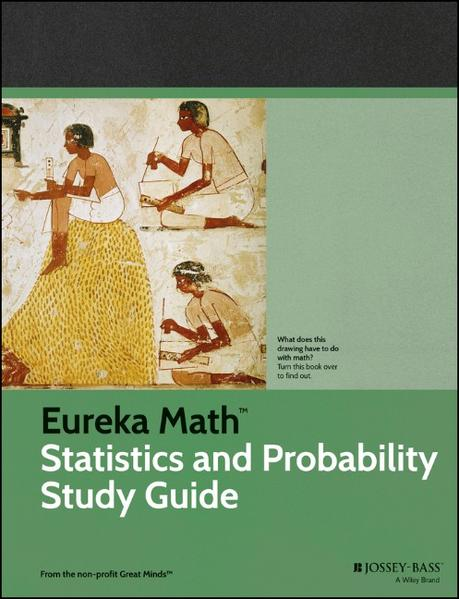Eureka Math Statistics and Probability Study Guide - Coverbild