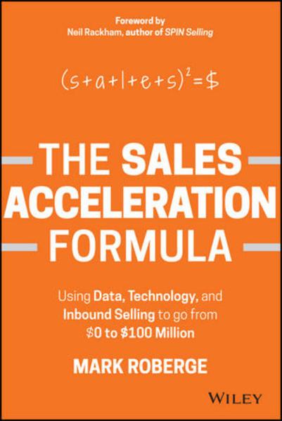 The Sales Acceleration Formula - Coverbild