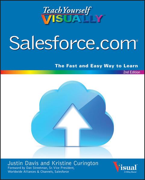 Teach Yourself VISUALLY Salesforce.com - Coverbild
