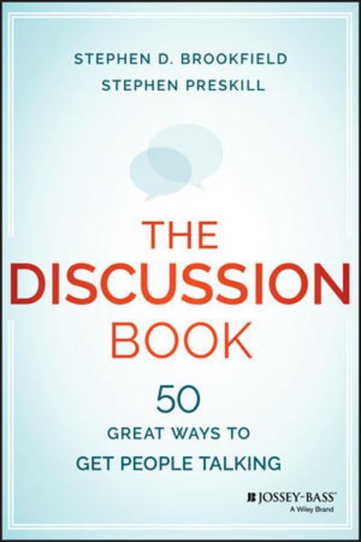 The Discussion Book - Coverbild