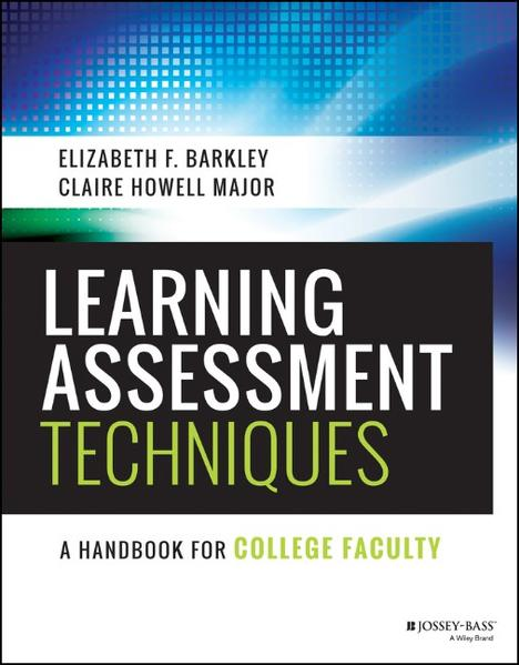 Learning Assessment Techniques - Coverbild