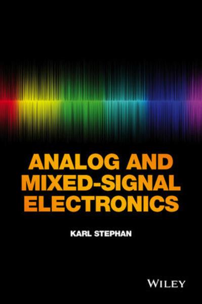 Analog and Mixed-Signal Electronics - Coverbild