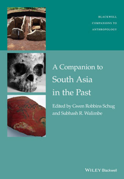 A Companion to South Asia in the Past - Coverbild