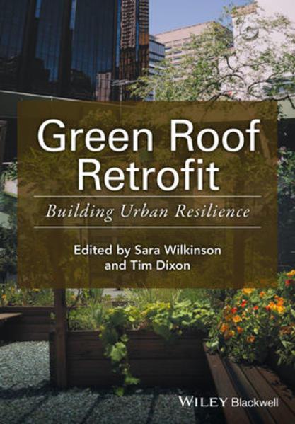 Green Roof Retrofit - Coverbild