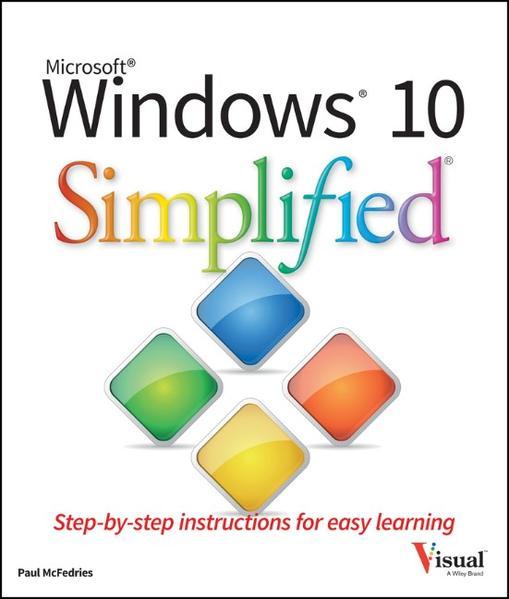 Windows 10 Simplified - Coverbild